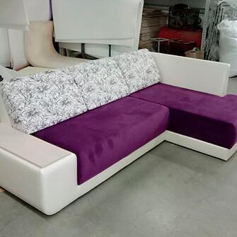 Угловой диван - перетяжка и ремонт