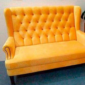 в Миорах перетяжка углового дивана
