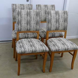 стулья реставрация и перетяжка
