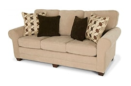 Перетяжка и ремонт дивана (прямого, углового)