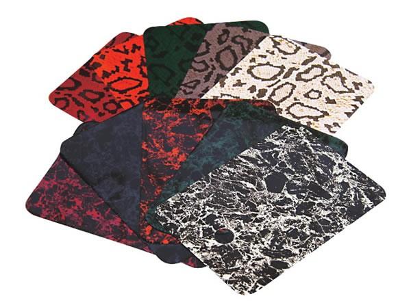 Виды обивочной ткани